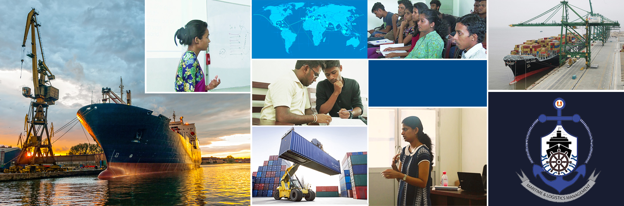 Maritime & Logistics Management