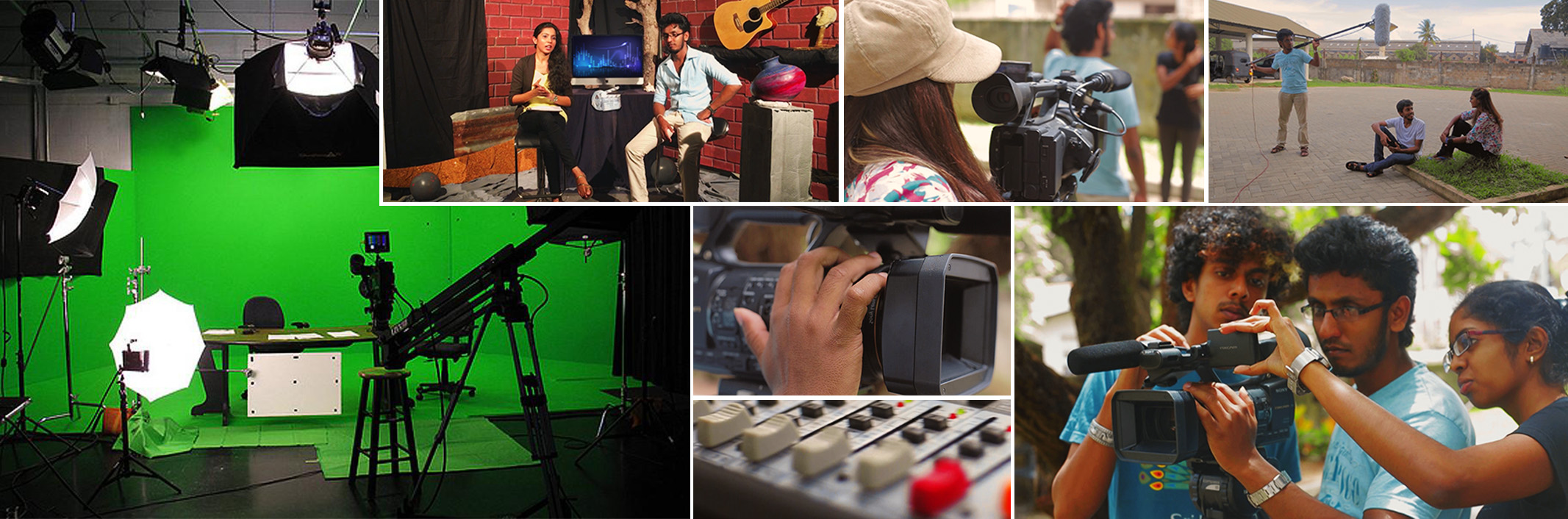 Television Programme Production Technology